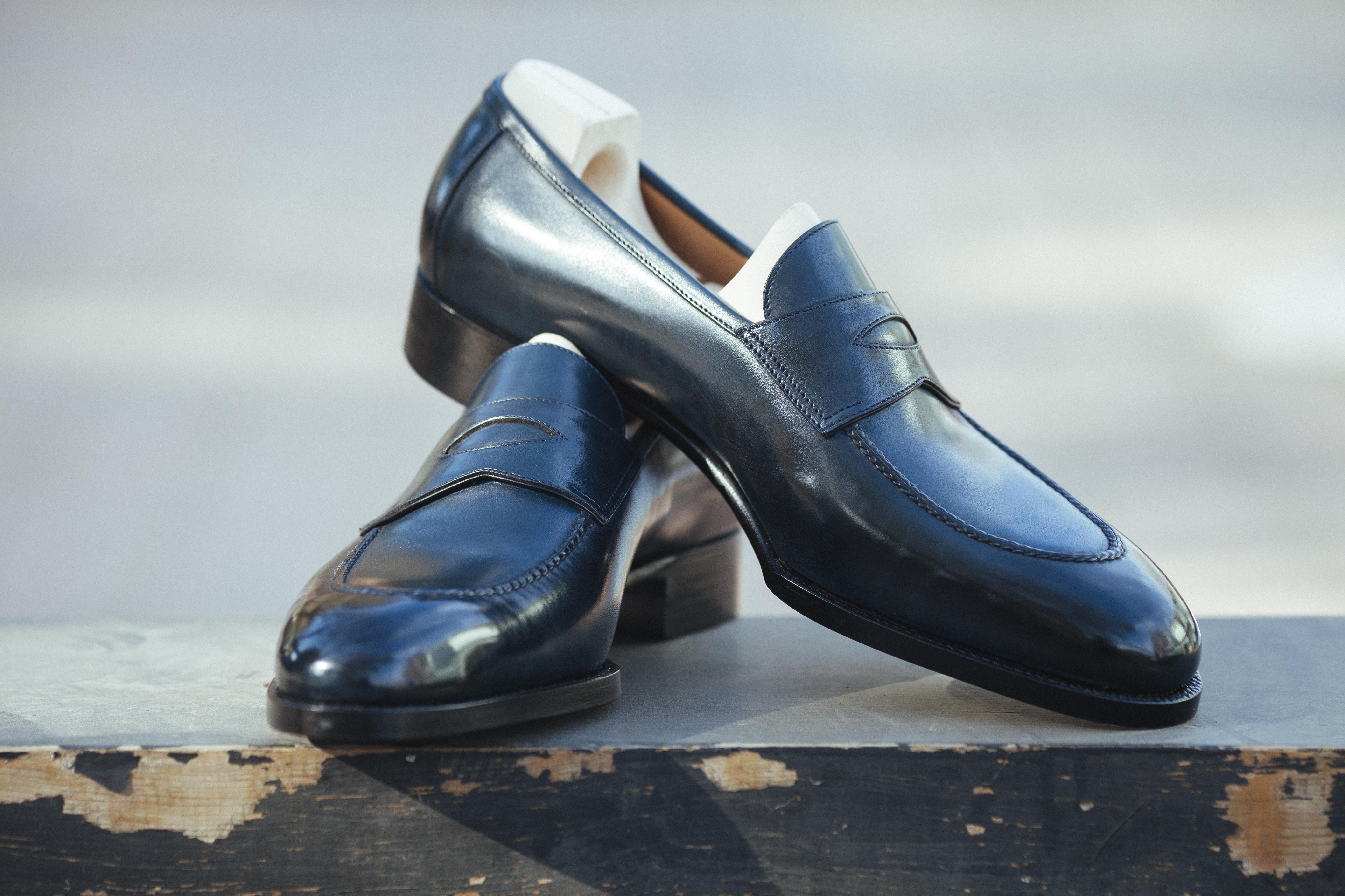 199516c7409 Saint Crispins MTO models – Medallion Shoes